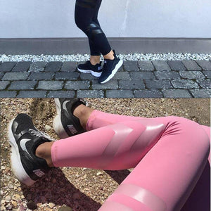 Sporting Push Up Workout Legging