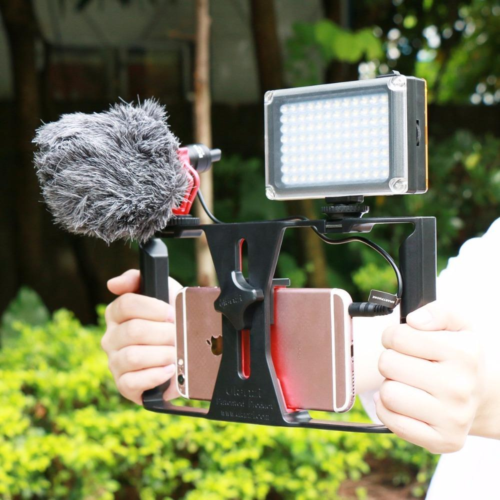 Smartphone Video Rig Stabilizer Kit