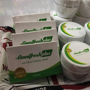 OmniFresh Plus Soap and Cream