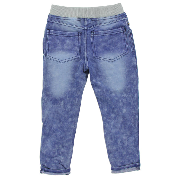 Girls Denim Jegging Pants