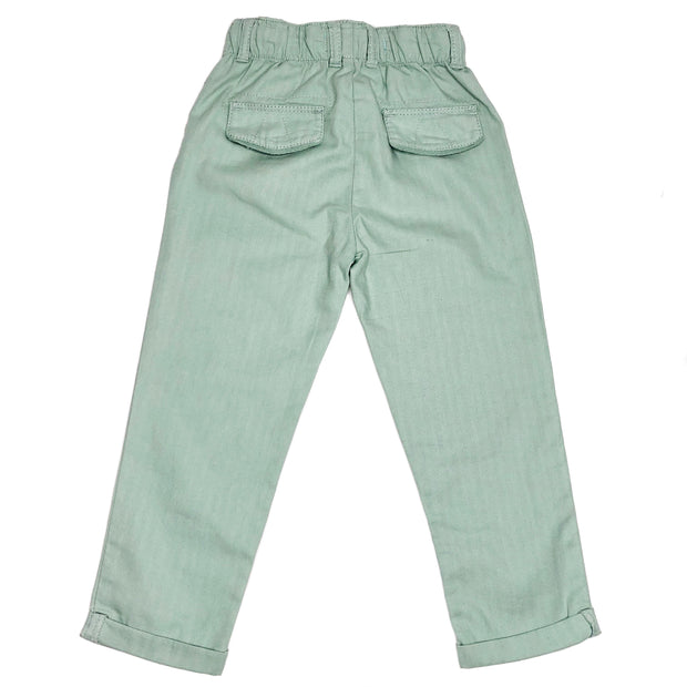 Baby Boy's Island style Soft cotton pants