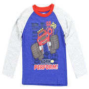 BLAZE Toddler long sleeve top