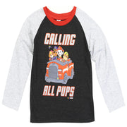 PAW PATROL Long sleeve top