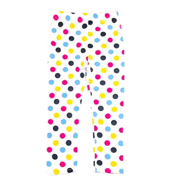 Girl Polka Dot Print super soft Summer Leggings