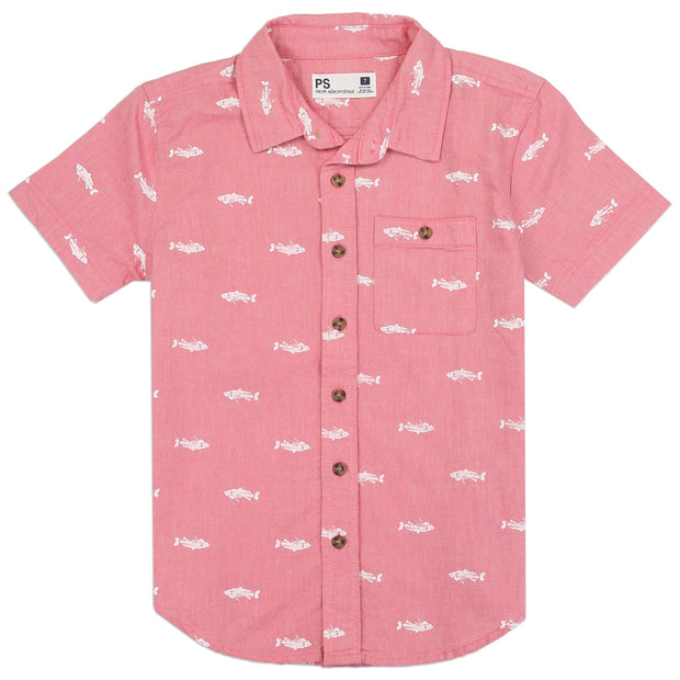 PS from AÉROPOSTALE Button down shirt