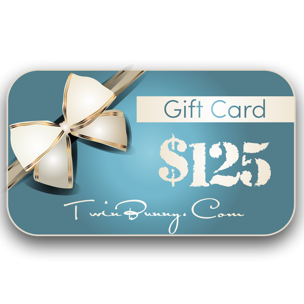 TwinBunny Gift Cards