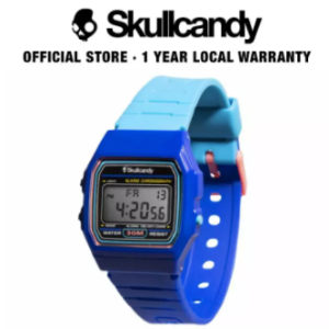 Skullcandy RAD Limited Edition 12 Moods Blue Watch
