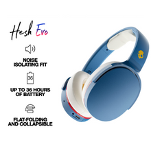 Load image into Gallery viewer, Skullcandy Hesh Evo Wireless Headphones