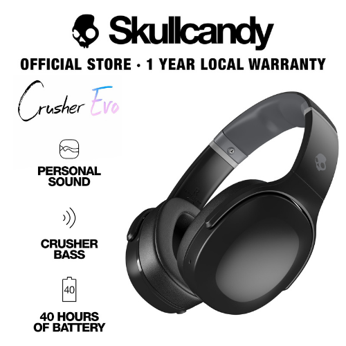 Skullcandy Crusher Evo Wireless Headphone