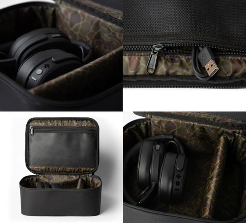 Skullcandy Pro Headphone Travel Kit