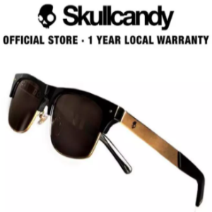 Skullcandy X 9Five Limited Ed Gold Sunglass