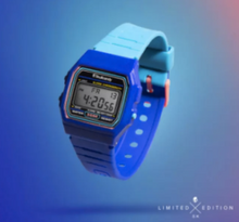 Load image into Gallery viewer, Skullcandy RAD Limited Edition 12 Moods Blue Watch