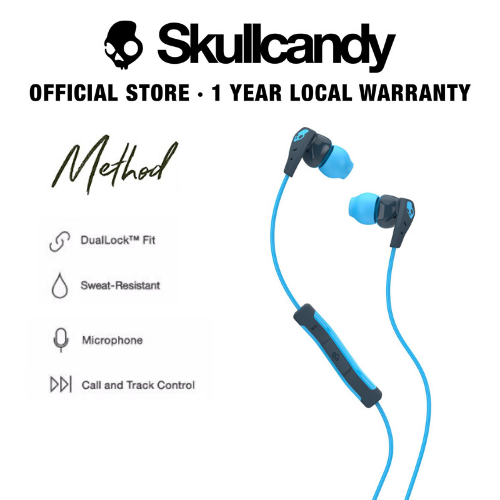 Skullcandy Method In-Ear W/Mic