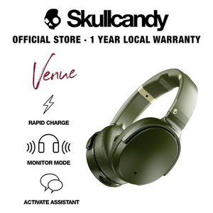 Skullcandy Venue Noise Cancelling Wireless Headphone