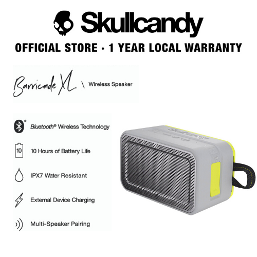 Skullcandy Barricade XL BT Portable Speaker