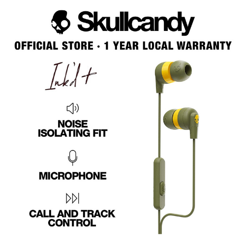 Skullcandy Ink'd+