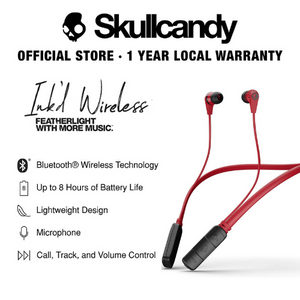 Skullcandy Ink'd 2.0 Wireless In-Ear
