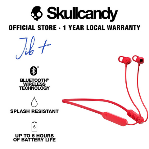 Skullcandy Jib+™ Wireless