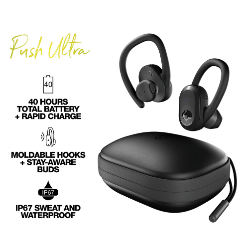 Skullcandy Push Ultra True Wireless In-Ear Earbuds