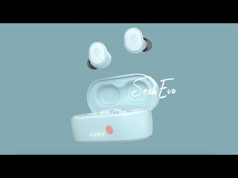 Skullcandy Sesh Evo True Wireless In-Ear Earbuds