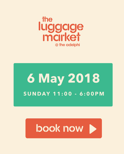 The Luggage Market Booth | 6 May 2018