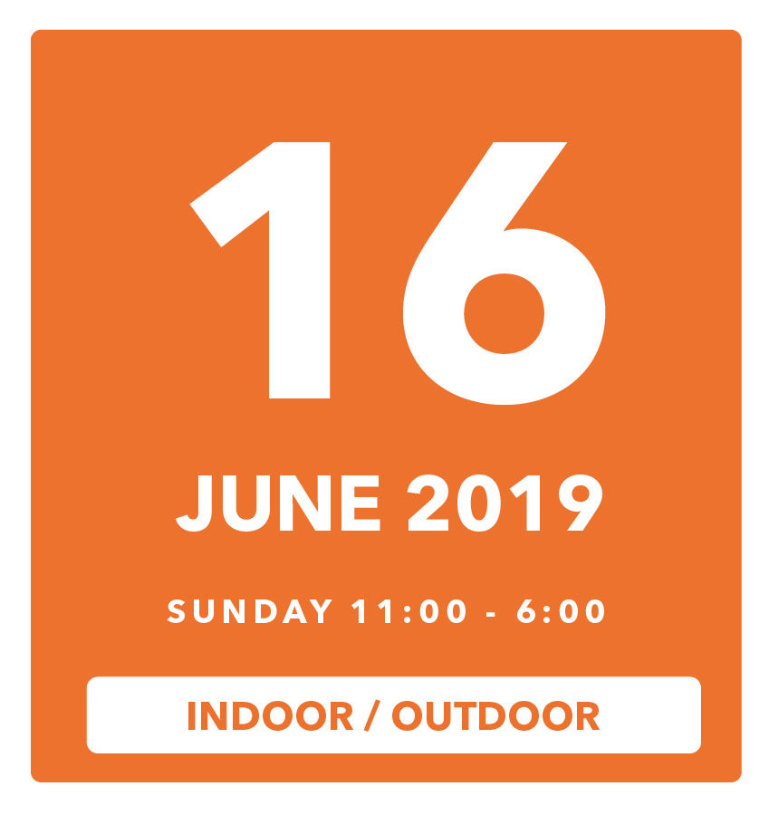 The Luggage Market Booth | 16 June 2019