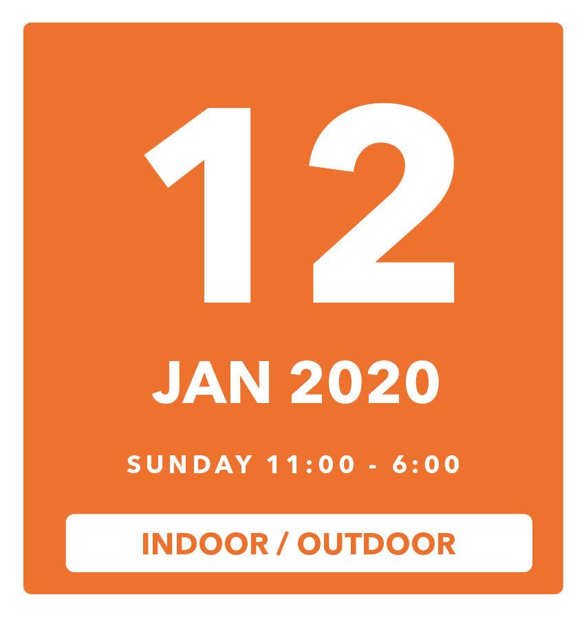 The Luggage Market Booth | 12 Jan 2020