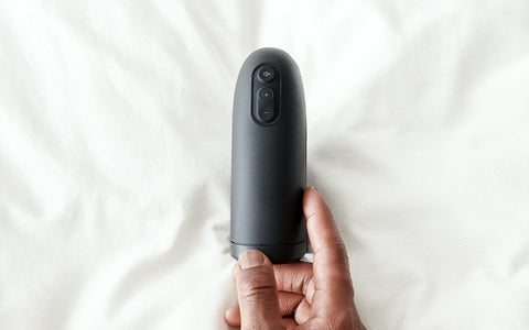 Arcwave Ion Pleasure Air Stroker Electronic Masturbator for Men Hong Kong 高潮 空氣 脈衝 男士 電動 智能 自慰器 飛機杯 香港
