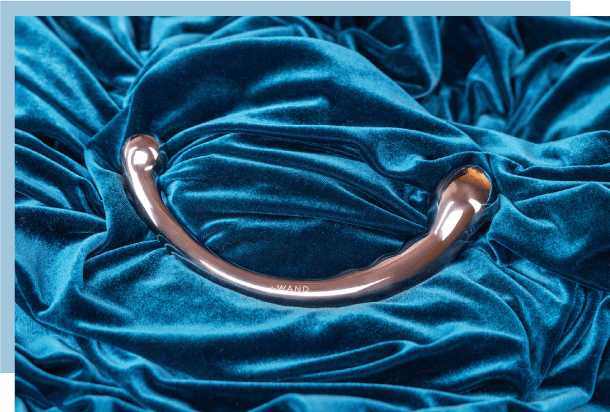 Le Wand Stainless Steel Hoop 重型 不鏽鋼 雙頭 G點 前列腺 按摩棒 Dual Ended G-spot Prostate Massager