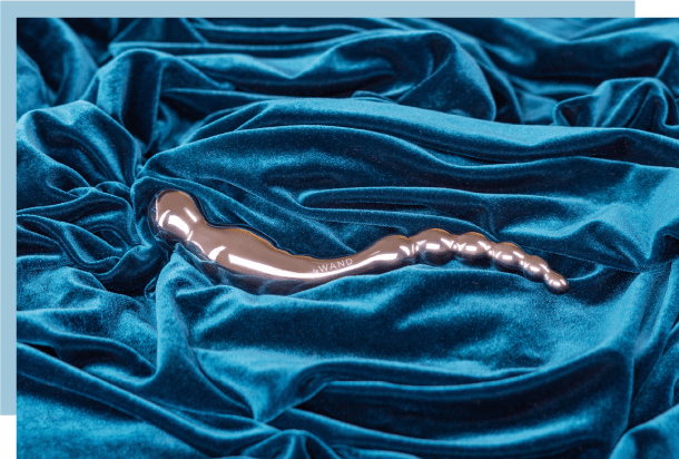 Le Wand Stainless Steel Swerve 重型 不鏽鋼 雙頭 G點 前列腺 按摩棒 Dual Ended G-spot Prostate Massager