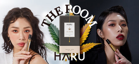 Haru The Room 大麻 風味 香水 精油 滾珠 Cannabis Weed Perfume Oil Roller Ball