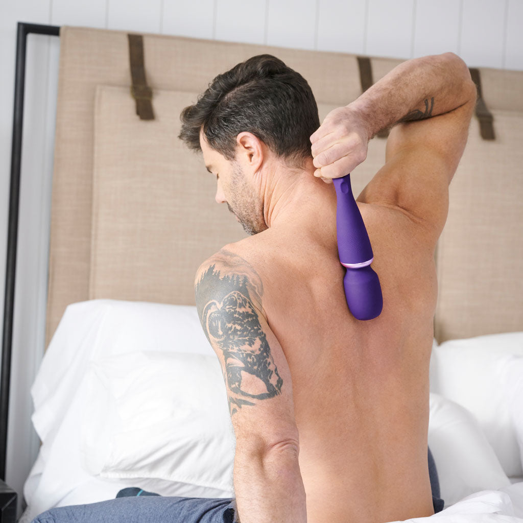 We-Vibe Wand 手機 智能 遙控 震棒 按摩棒 性玩具 香港 App-controlled Remote Control Wand Massager Vibrator Sex Toy Hong Kong