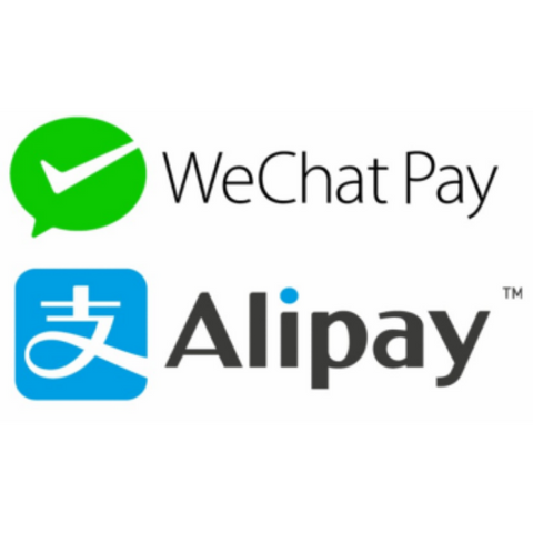 WeChat Pay & Alipay Logo