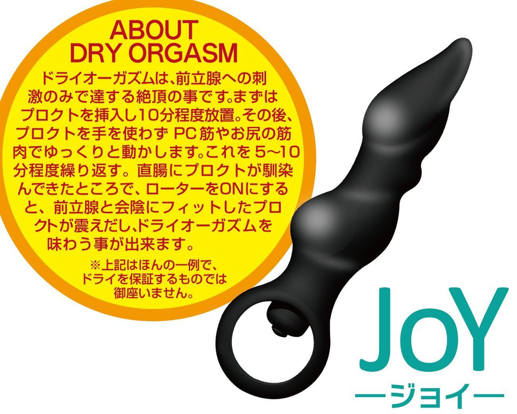 A-One Procto Stick Joy 前列腺 按摩器 後庭 震動器 性玩具 Prostate Massager Anal Vibrator Sex Toy