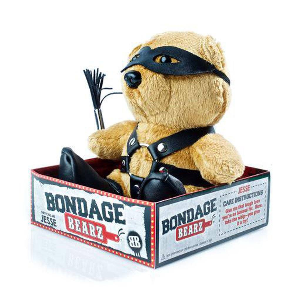 Bondage Bearz Jesse Plush Doll SM 熊公仔 毛公仔