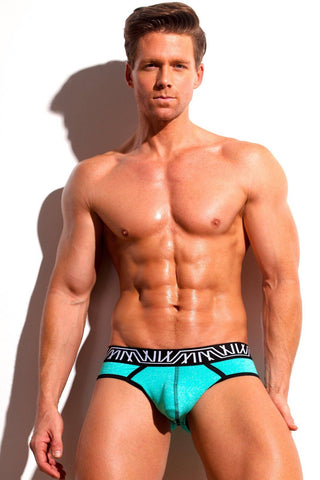 Marco Marco Core Brief Mint Mens Underwear 男士 三角 底褲 綠色