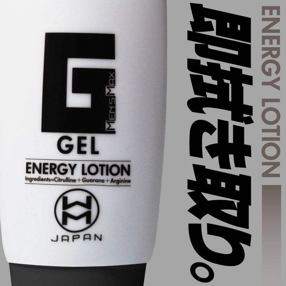 Men's Max Energy Lotion Gel Rinse-free Water-based Lubricant 免沖洗 水性 潤滑液