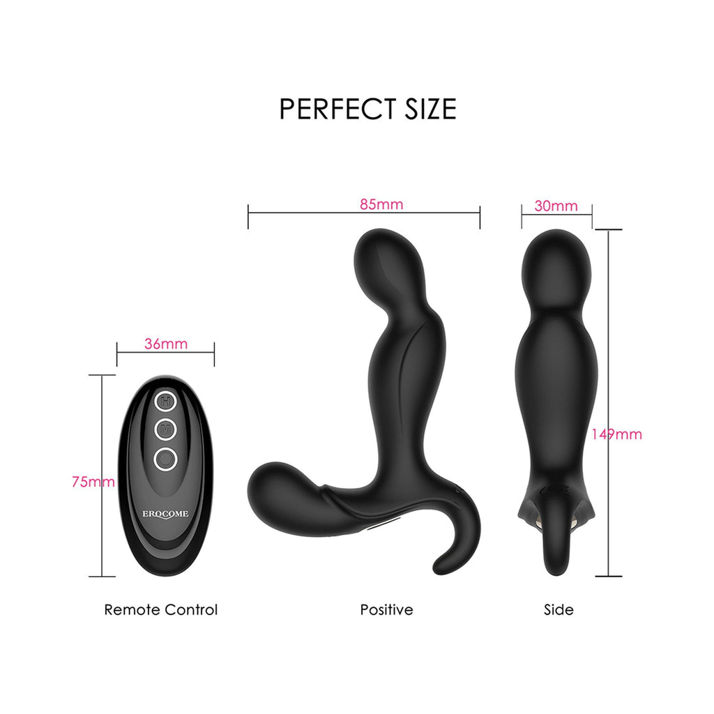 Orion RC Remote-controlled prostate massager vibrator 遙控 前列腺 按摩器 震動器