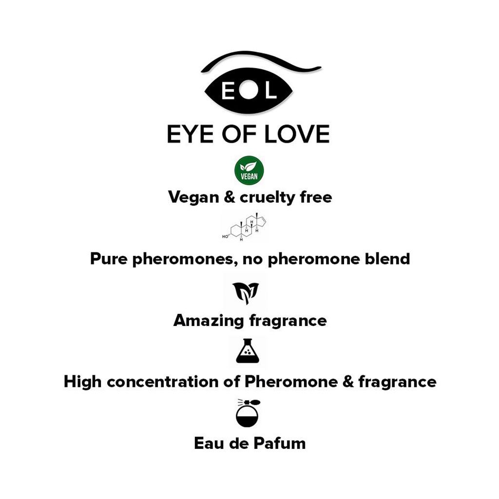 Eye of Love Love On The Run Fierce Pheromone Perfume For Men 男士 費洛蒙 香水