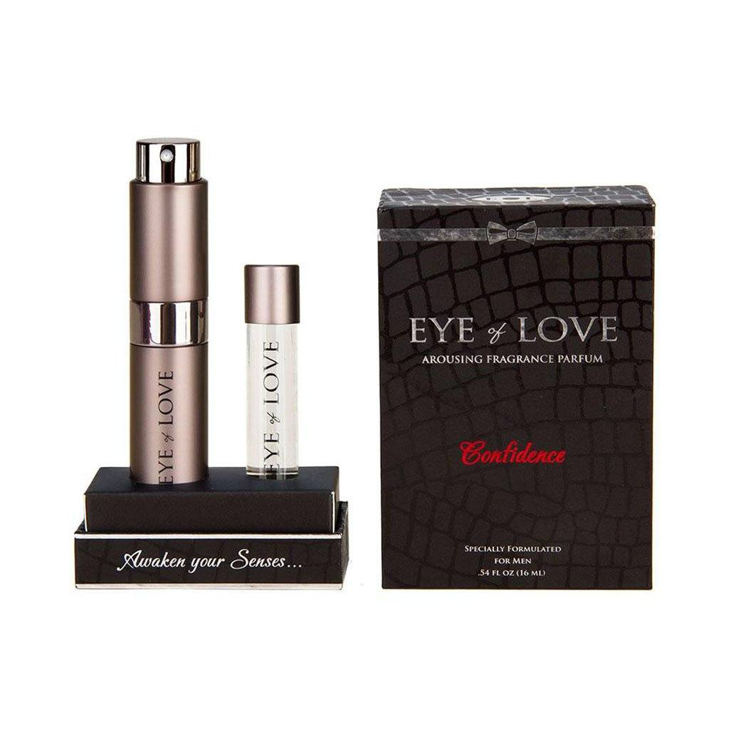 Eye of Love Confidence Pheromone Perfume For Men 男士 費洛蒙 香水