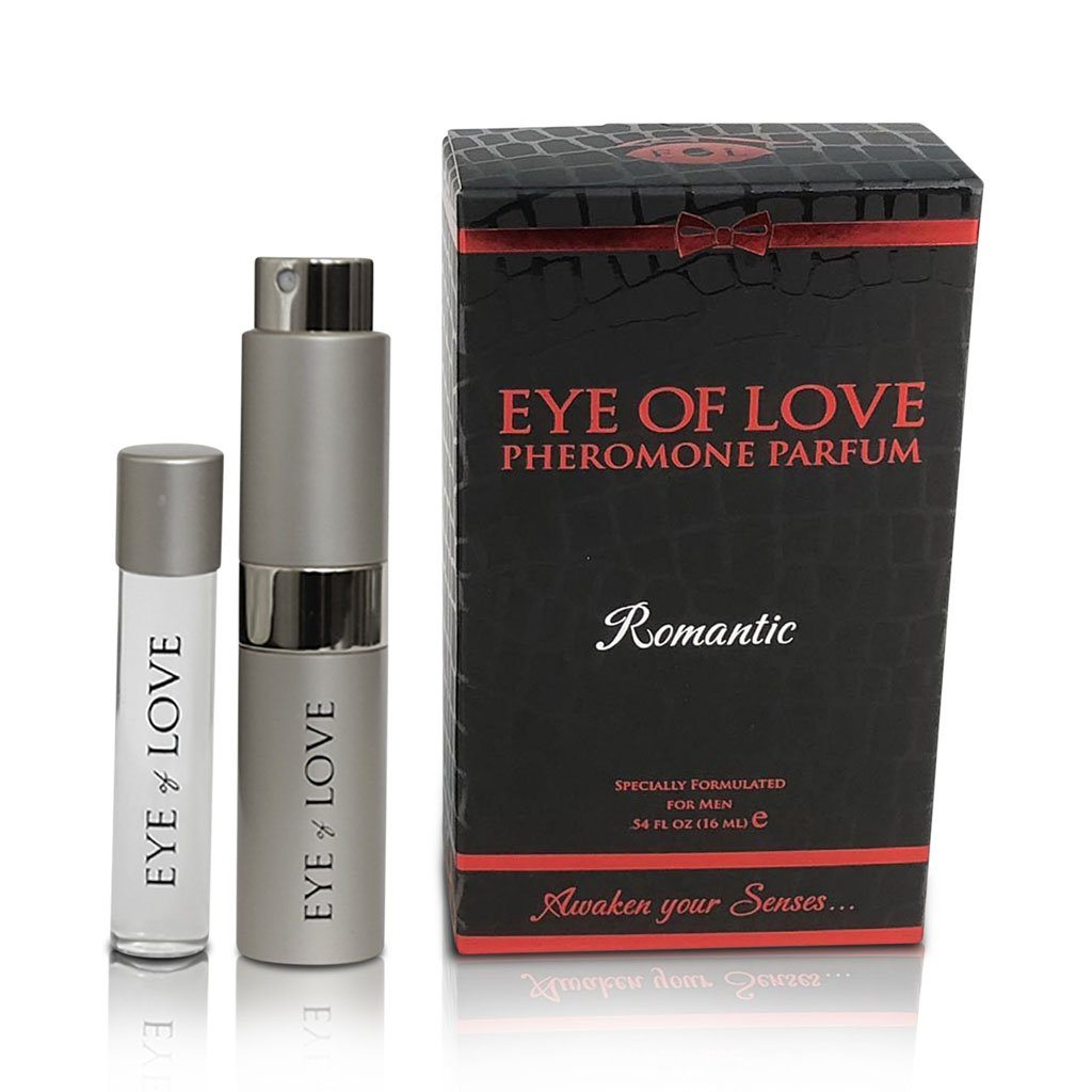 Eye of Love Romantic Pheromone Perfume For Men 男士 費洛蒙 香水