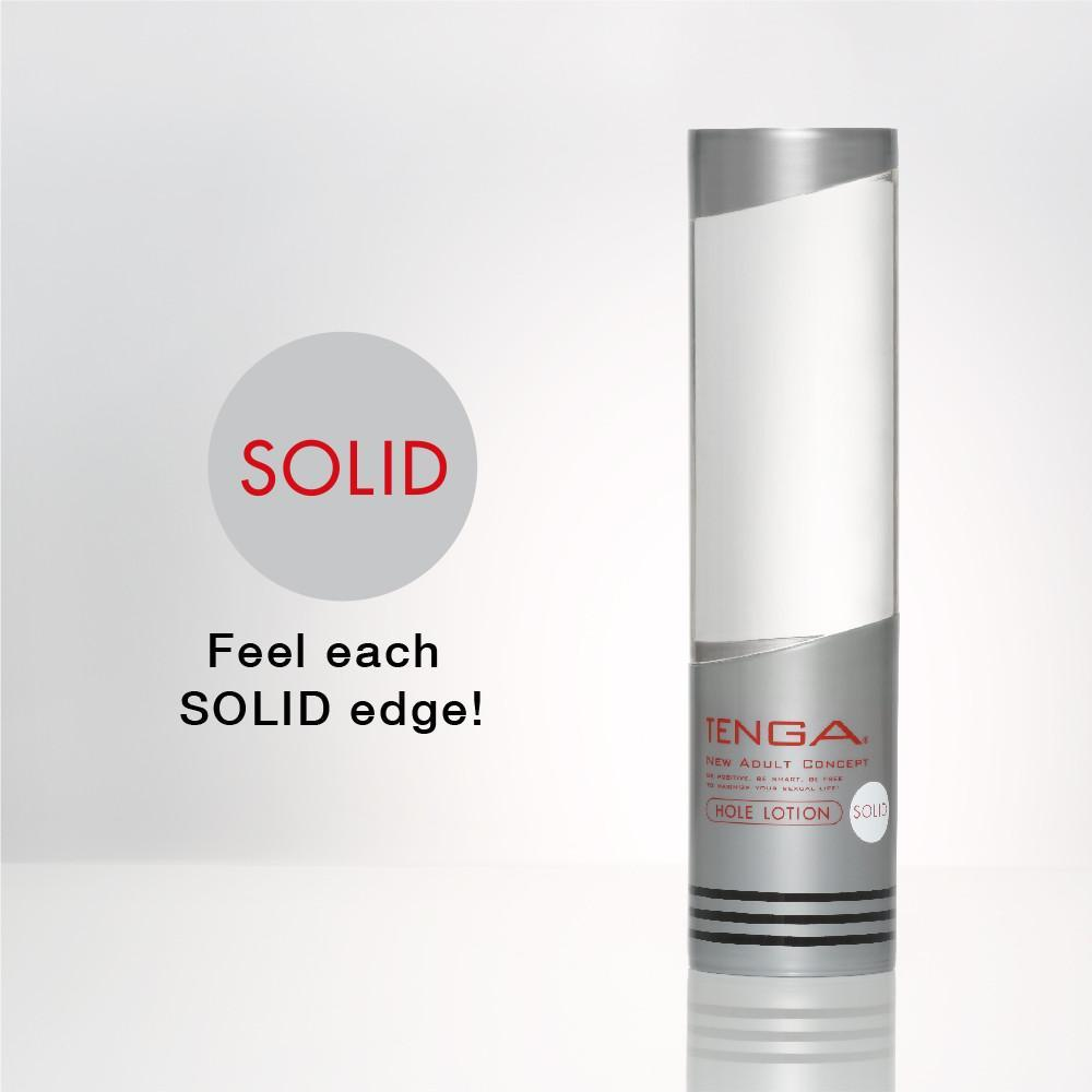 Tenga Hole Lotion Solid Masturbation Cup Lubricant 自慰杯 專用 潤滑液 清晰型