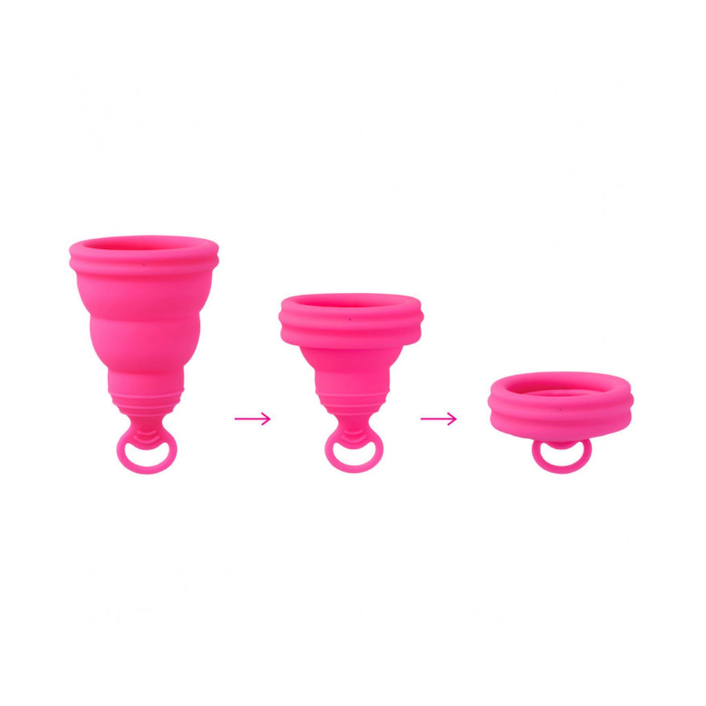 Intimina Lily Cup One Menstrual Cup 初學者 月經杯