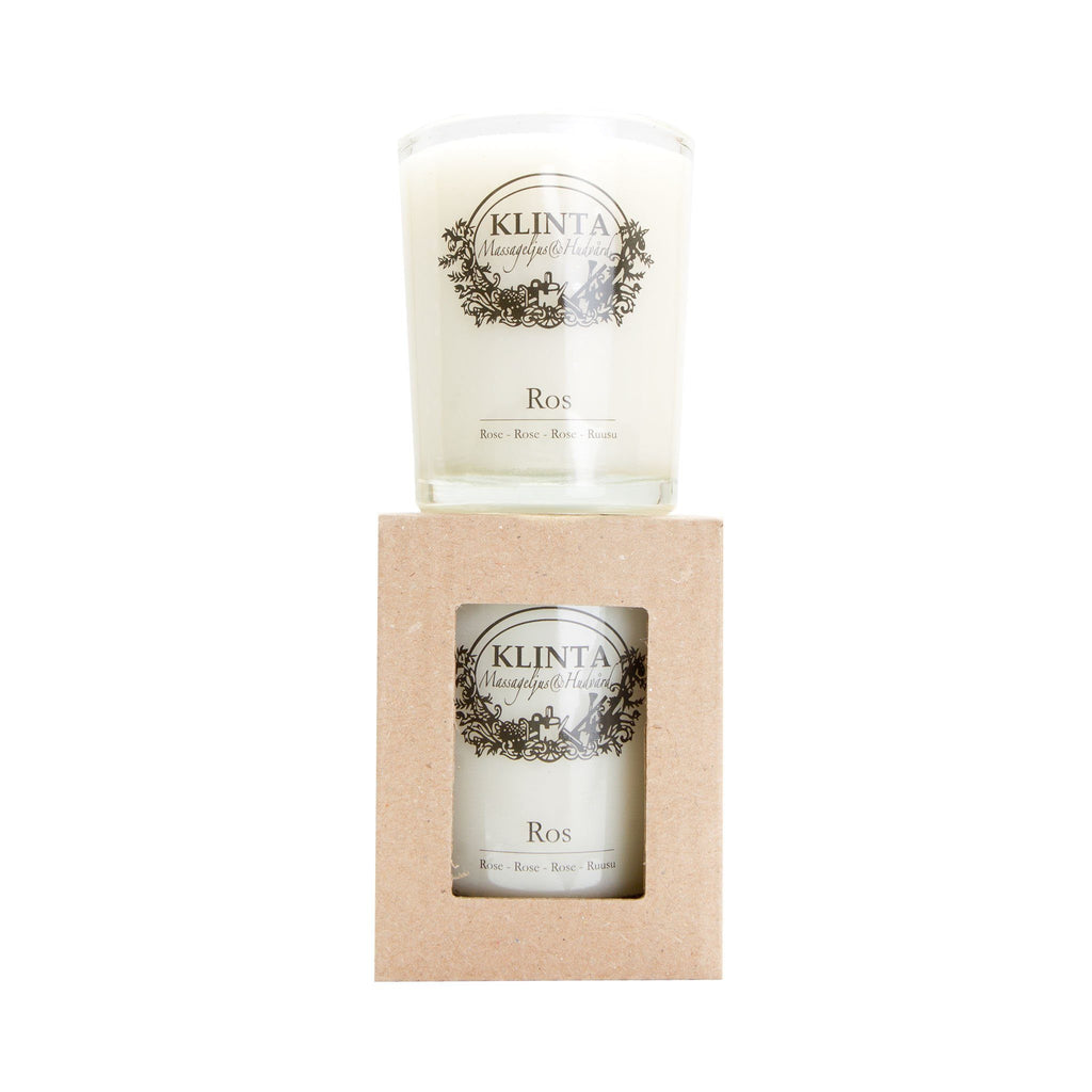 Klinta Rose Massage Candle 玫瑰 按摩 蠟燭