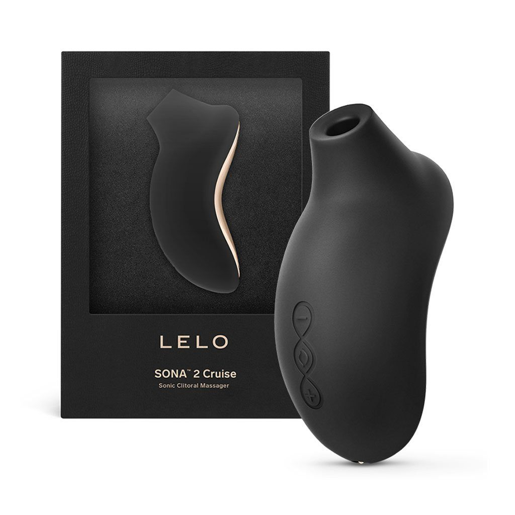 Lelo Sona 2 Cruise 陰蒂 吸啜器 Clitoral Suction Toy Stimulator