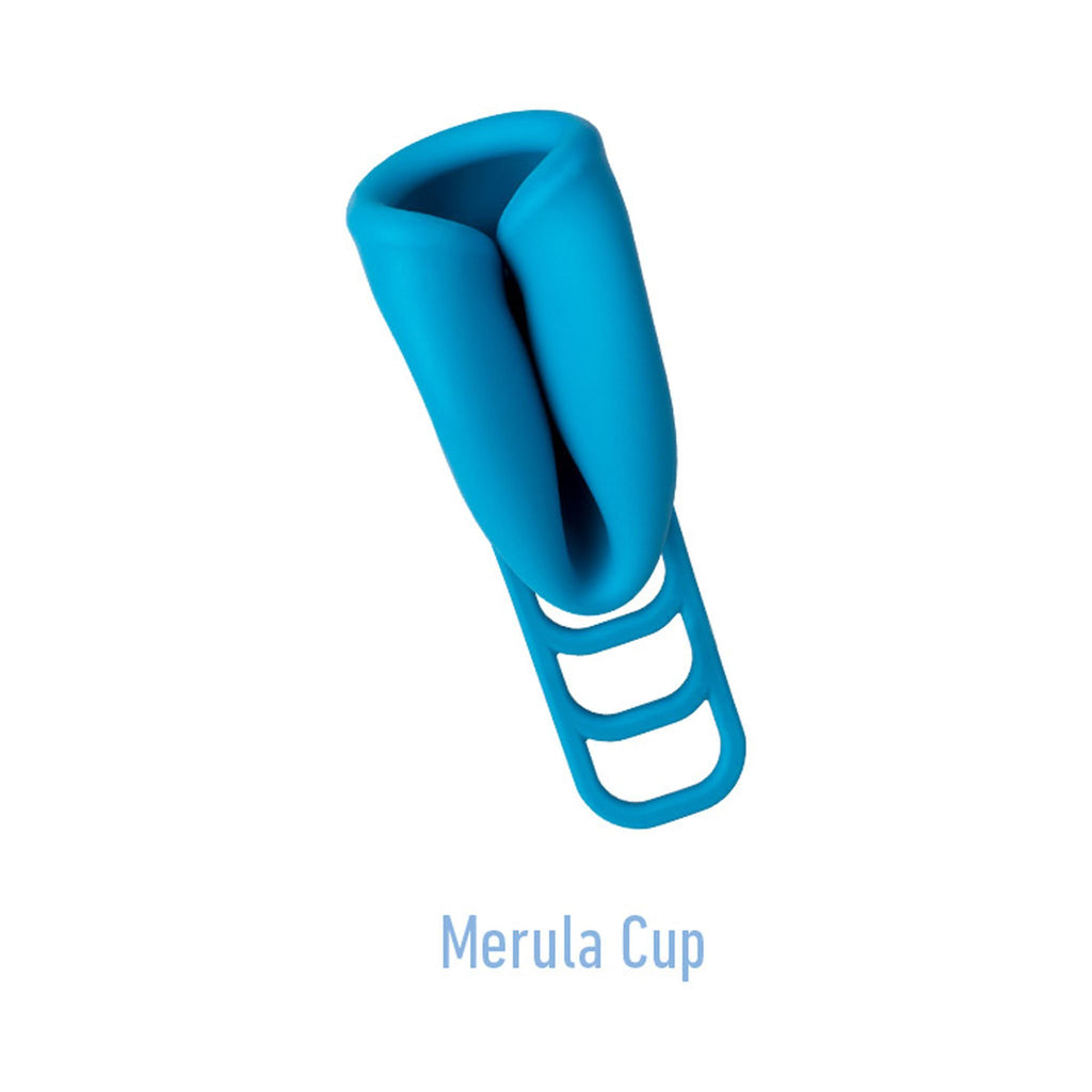 Merula Menstrual Cup Midnight Black 月經杯 魅影 黑色