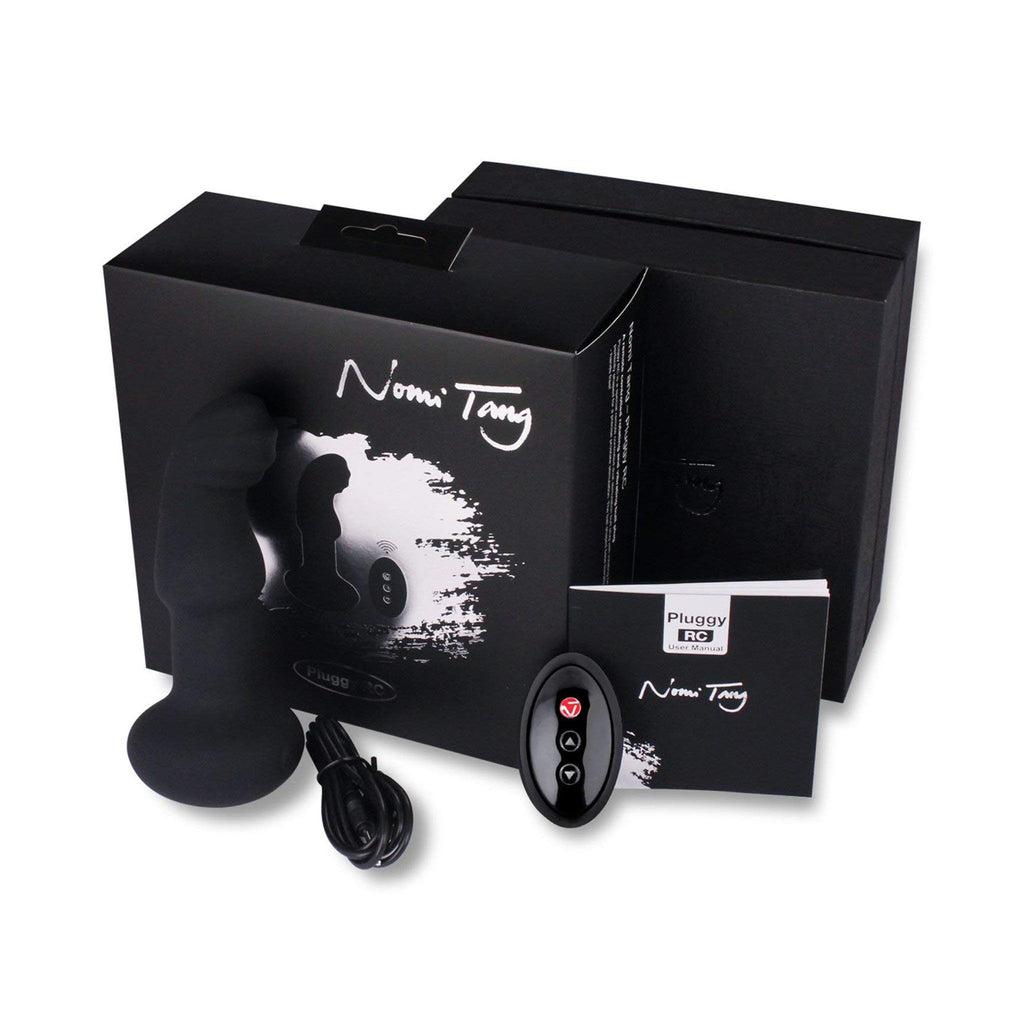 Nomi Tang Pluggy RC Remote-controlled Prostate Massager Vibrator Sex Toy 遙控 前列腺 按摩器 震動器 性玩具