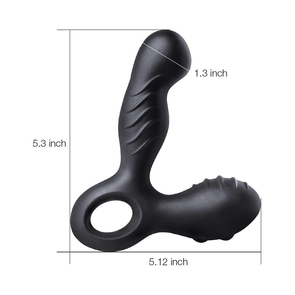 Nomi Tang Spotty RC Remote-controlled Prostate Massager Vibrator Sex Toy 遙控 前列腺 按摩器 震動器 性玩具