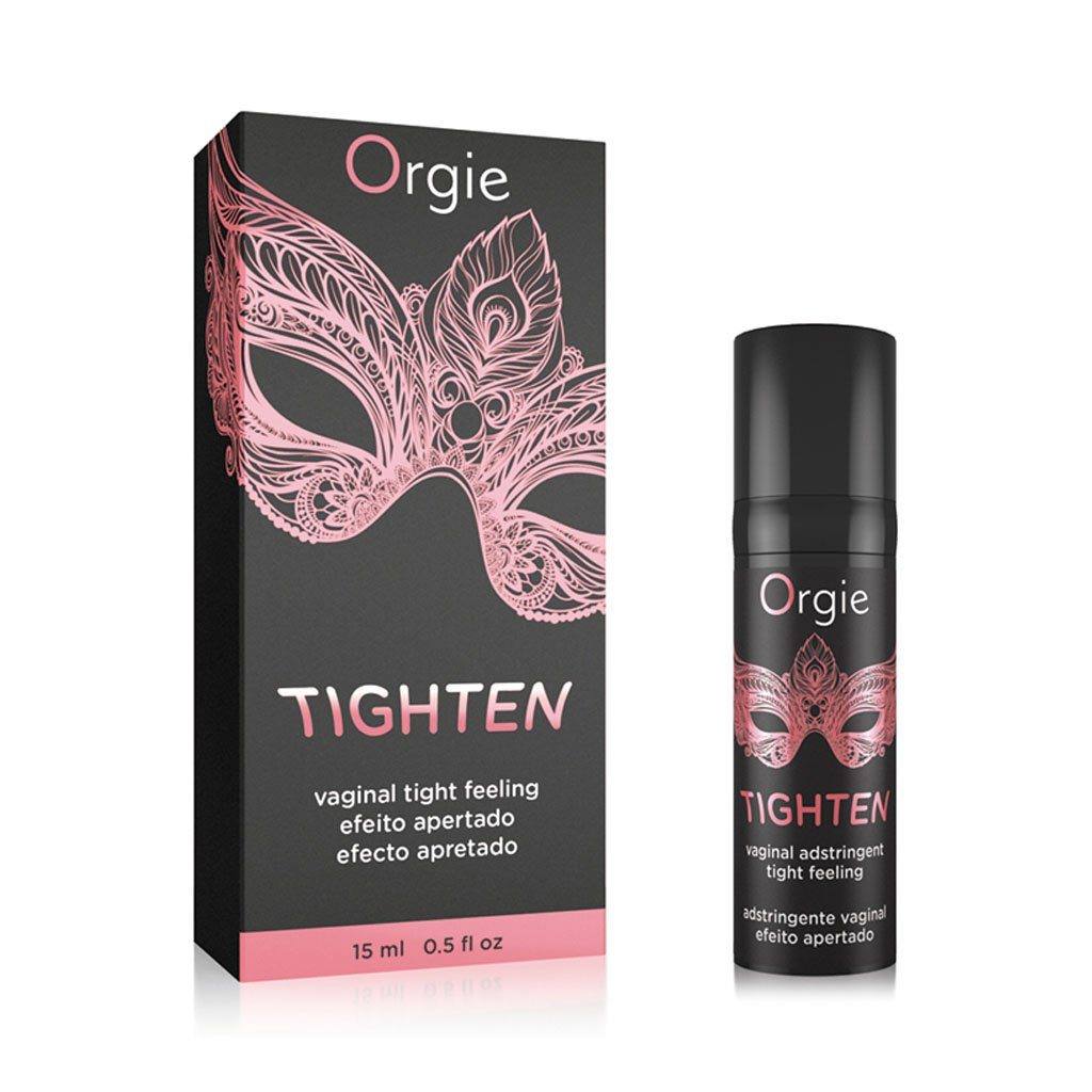 Orgie Tighten Vaginal Tight Feeling Tightening Serum 陰道 緊緻 收縮 收緊 精華