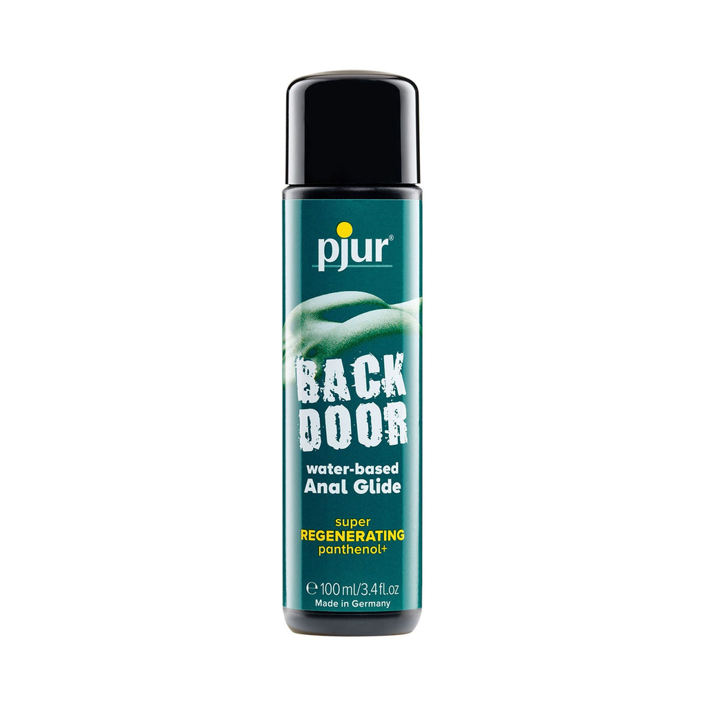 pjur BACK DOOR Super Regenerating Panthenol+ water-based anal glide Lubricant 碧宜潤 肛交 修復 再生 水性 後庭 潤滑液